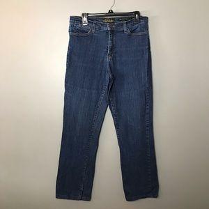 NYDJ Woman's Size 14 Color Blue